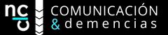 logo comunicacion y demencias