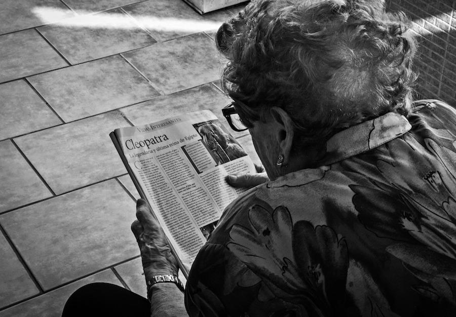 demencia leer libros