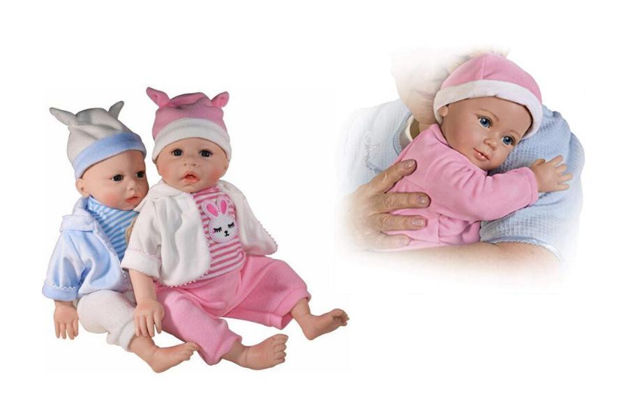 terapia con muñecas demencia