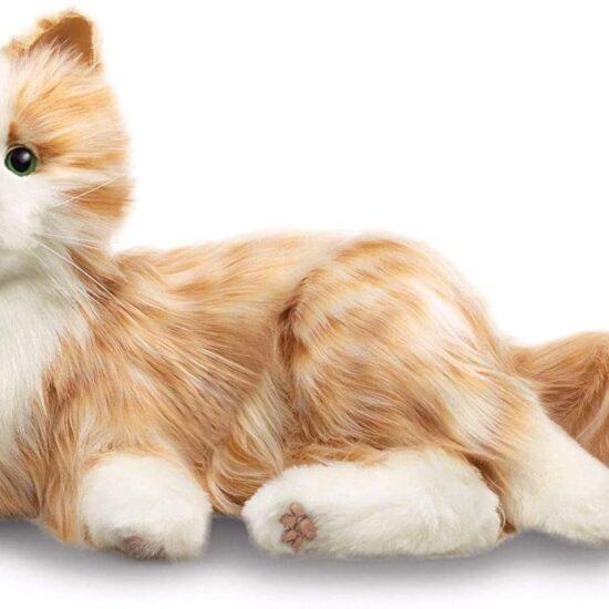 gato robot alzheimer
